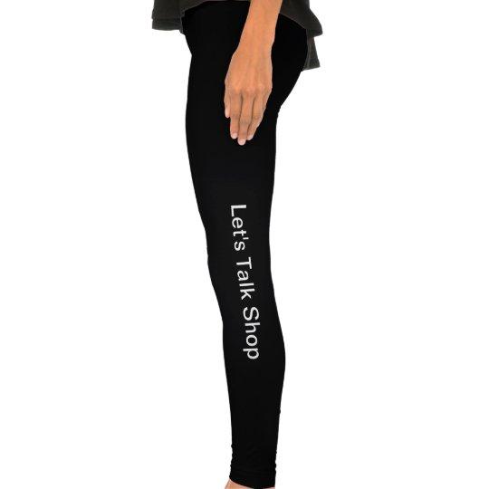 Let's Talk Shop Leggings