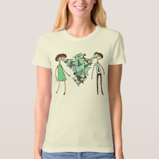Let's Talk Triangles T-Shirt