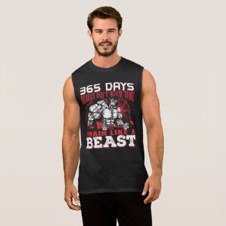 Let's train like a Beast T-shirt