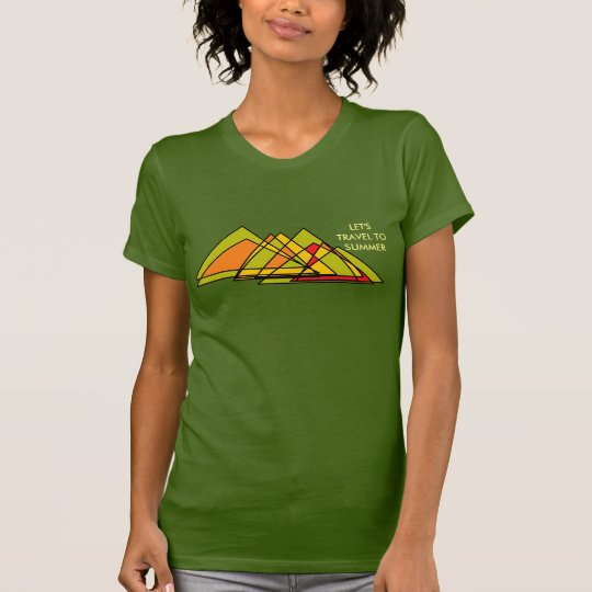 LET'S TRAVEL TO SUMMER T-Shirt