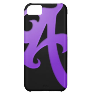 Letter A iPhone 5C Covers