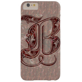 Letter B Barely There iPhone 6 Plus Case