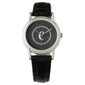 Letter C Watch