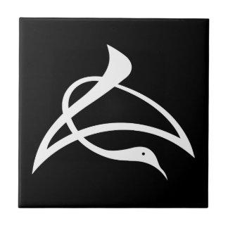 Letter crane of length tile