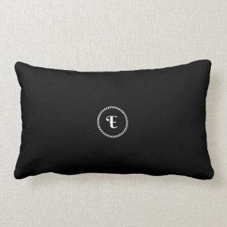 Letter E Lumbar Pillow