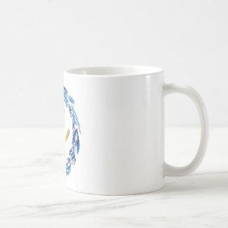 Letter E Monogram Mug