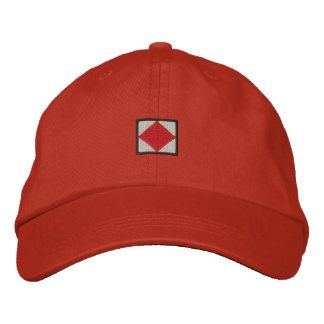 Letter F Embroidered Hat