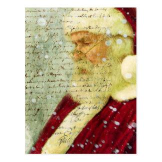 Letter for Santa Postcard