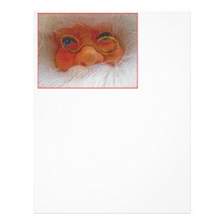 Letter from Santa Christmas Letter Custom Letterhead