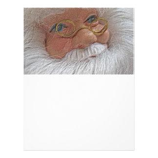 Letter from Santa Christmas Letter Letterhead Design