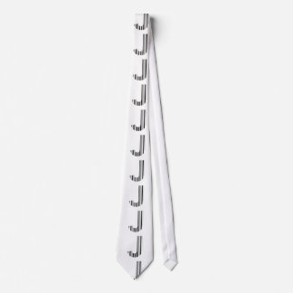 LETTER J BAR CODE First Initial Barcode Pattern Tie