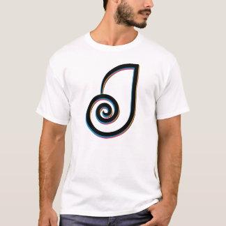 Letter J Monogram T-Shirt
