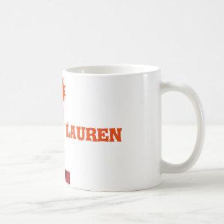 Letter L mug
