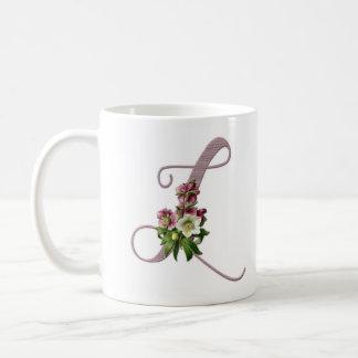 """Letter """"L"""" Mug"""