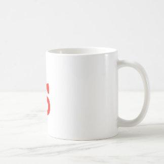 Letter S Coffee Mug