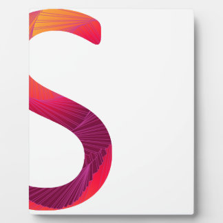"Letter ""s"" stands for smart plaque"
