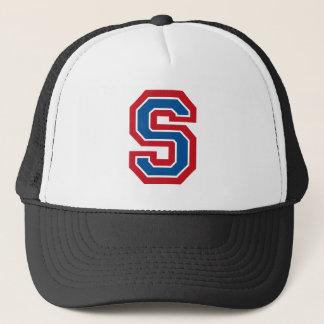 Letter 'S' Trucker Hat