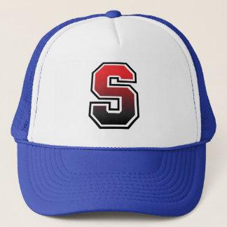 Letter S Trucker Hat