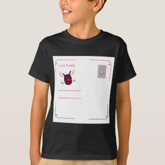 Letter to Santa I T-Shirt