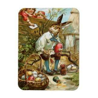 Letter to The Easter Bunny Rectangular Photo Magnet