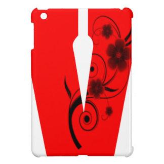 Letter V Flower iPad Mini Cases