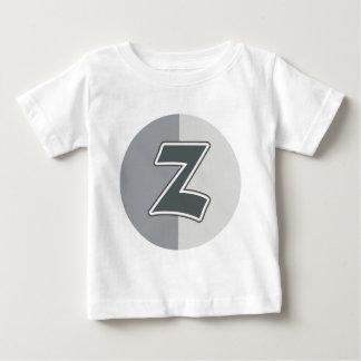 Letter Z Baby T-Shirt