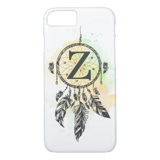 Letter Z barely there I phone 7 phone case. iPhone 8/7 Case