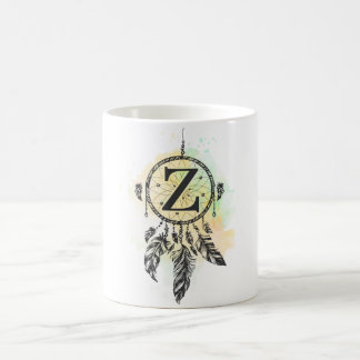 Letter Z cool cup