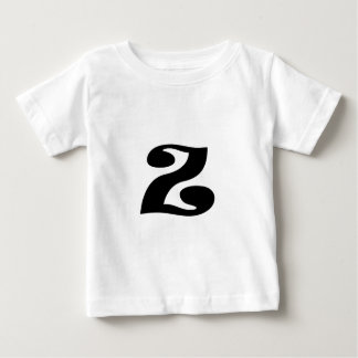 Letter Z_large Baby T-Shirt