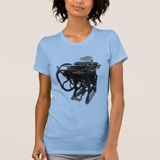 letterpress 1888 petite t-shirt