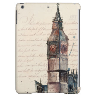 Letters from Big Ben Case For iPad Air