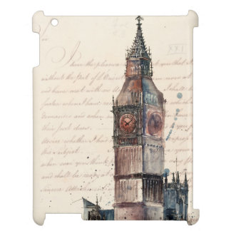 Letters from Big Ben Case For The iPad 2 3 4