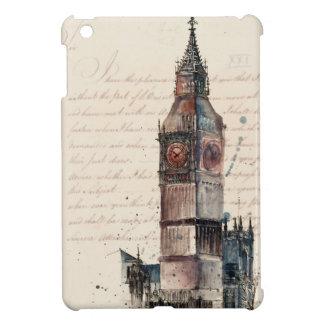Letters from Big Ben iPad Mini Case