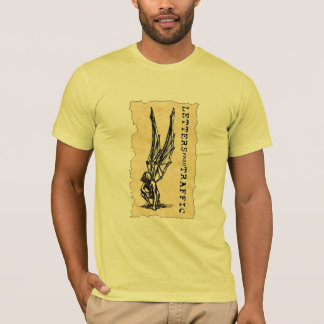Letters From Traffic - Icarus T-Shirt