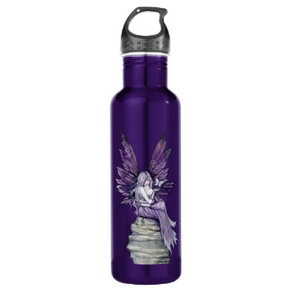 Letting Go Fairy and Butterfly 710 Ml Water Bottle