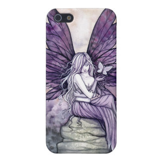 Letting Go Fairy and Butterfly iPhone Case iPhone 5 Cases