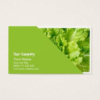 Lettuce Business Card