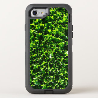 Lettuce Field Photo OtterBox Defender iPhone 8/7 Case
