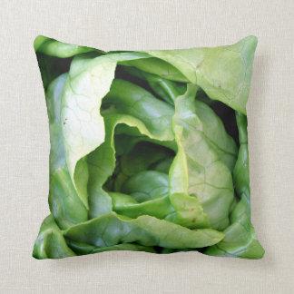 Lettuce Leaf Cushion