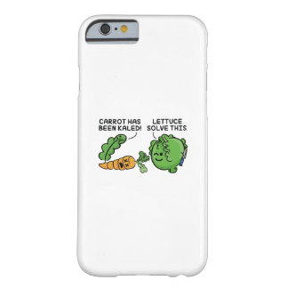 Lettuce Solve This Barely There iPhone 6 Case