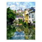 Lëtzebuerg - Luxemburg Postcard
