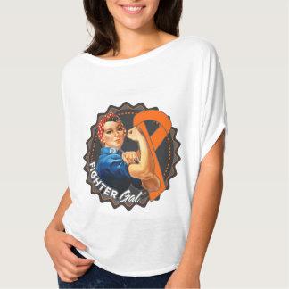 Leukemia Fighter Gal Shirt