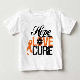 LEUKEMIA Hope Love Cure Gifts T Shirts