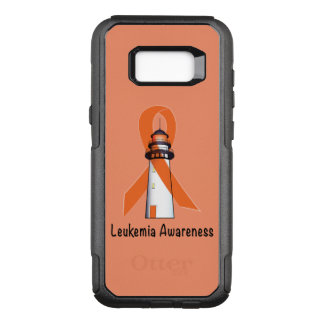 Leukemia Lighthouse of Hope OtterBox Commuter Samsung Galaxy S8+ Case