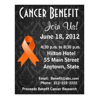 Leukemia Personalized Benefit Flyer