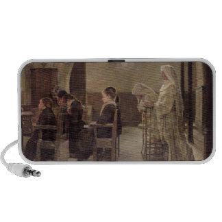 L'Ève de la première communion, avant 1890 Haut-parleur Mobile