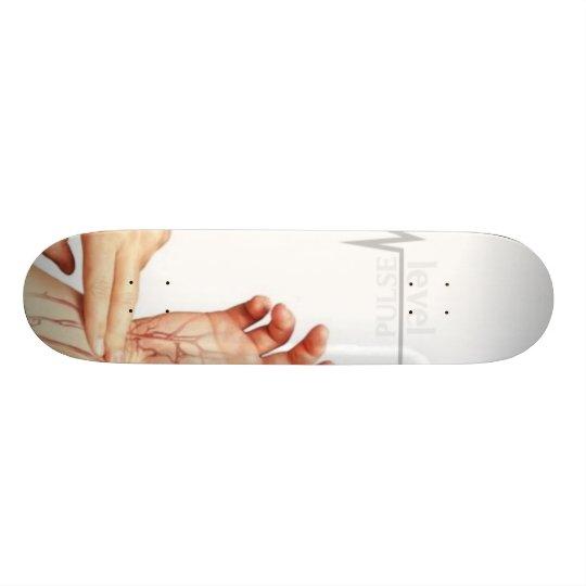 lEVEL pULSE p2 Skate Board Deck