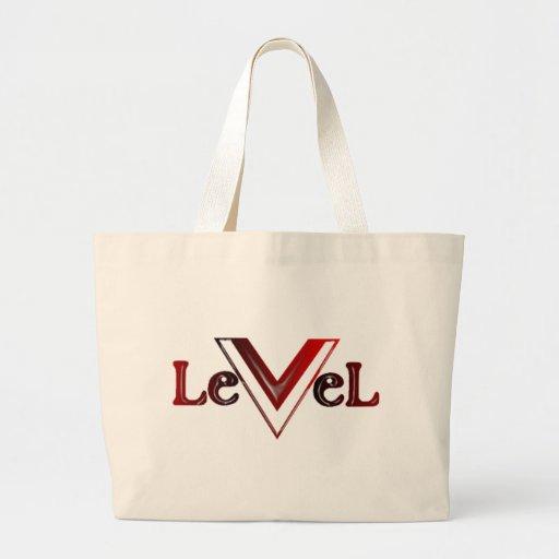 LeveL Skateboard Company Tote Bag