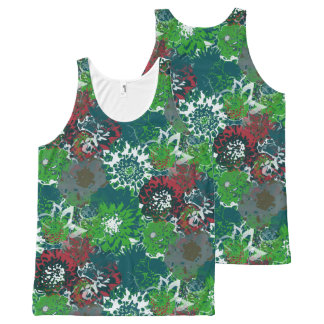 Levelers All-Over-Print Tank Top