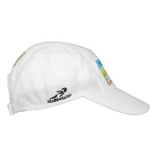 Levelled cap
